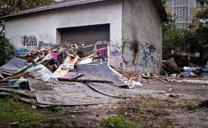 Les Roms à Grenoble